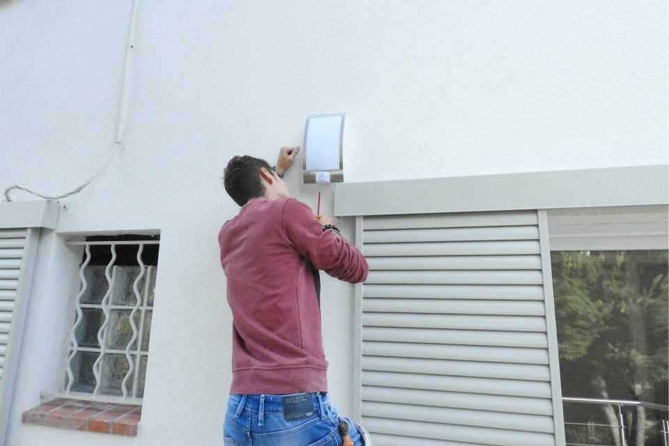 AEAS - Artisan Électricien Saint-Aygulf | Eclairage Extérieur